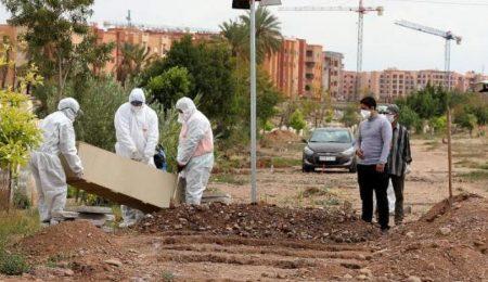 وفاة كورونا بالمغرب