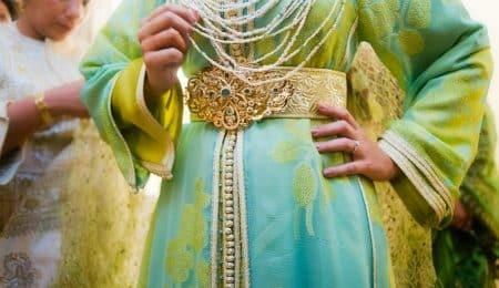 زفاف مغربي