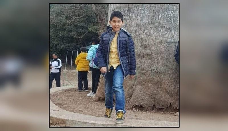 قتل واغتصابا لطفل عدنان بوشوف