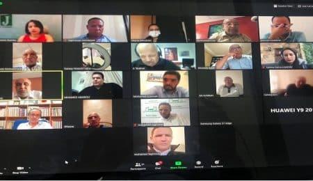 اجتماع فيدرالية الناشرين