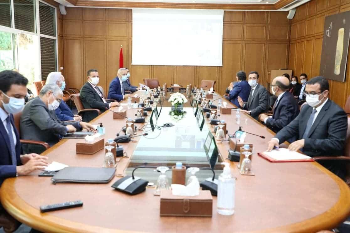 اجتماع لجنة اليقظة الاقتصادية