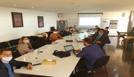 اللجنة التحضيري لمؤتمر اتحاد كتاب المغرب