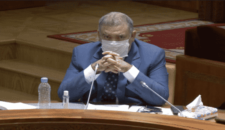 عبد الوافي لفتيت، وزير الداخلية المغربي