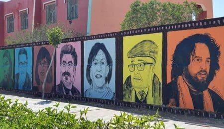 فنانين مغاربة