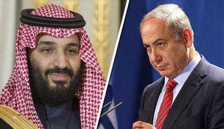 السعودية إسرائيل