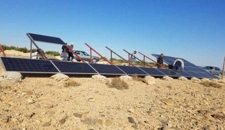 سرقة لوحات الطاقة الشمسية بجرسيف