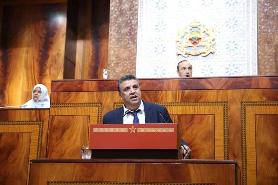 الأمين العام لحزب الأصالة والمعاصرة