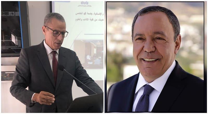 رئيس جامعة عبد المالك السعدي بتطوان