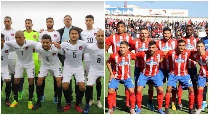 نادي المغرب التطواني وشباب المحمدية