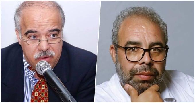 صبري الحو ومحمد الشرقاوي