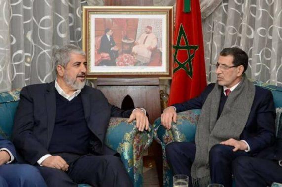 حركة حماس والعدالة والتنمية