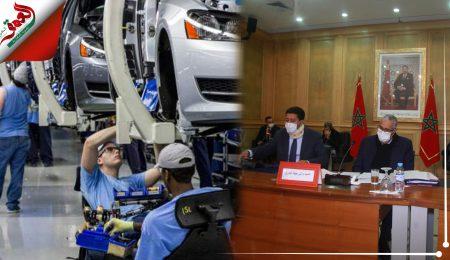 شركة عالمية لصناعة السيارات تستقر بمدينة وجدة وتوفر 3500 منصب شغل