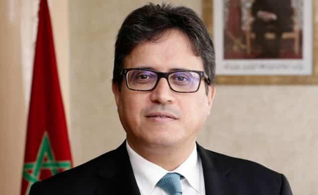 عبد اللطيف برضاش رئيس الهيئة الوطنية لضبط الكهرباء