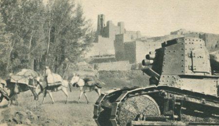 معارك جبل بادو سنة 1933
