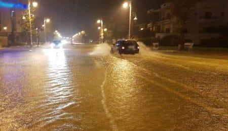 أمطار مدن الشمال