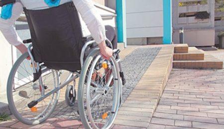 الأشخاص في وضعية إعاقة