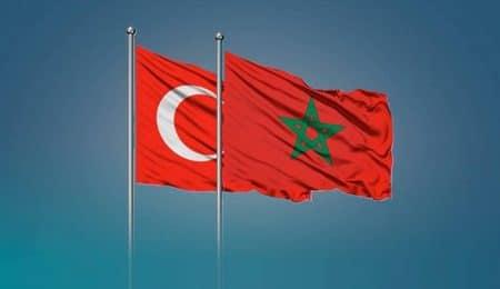 المغرب تركيا