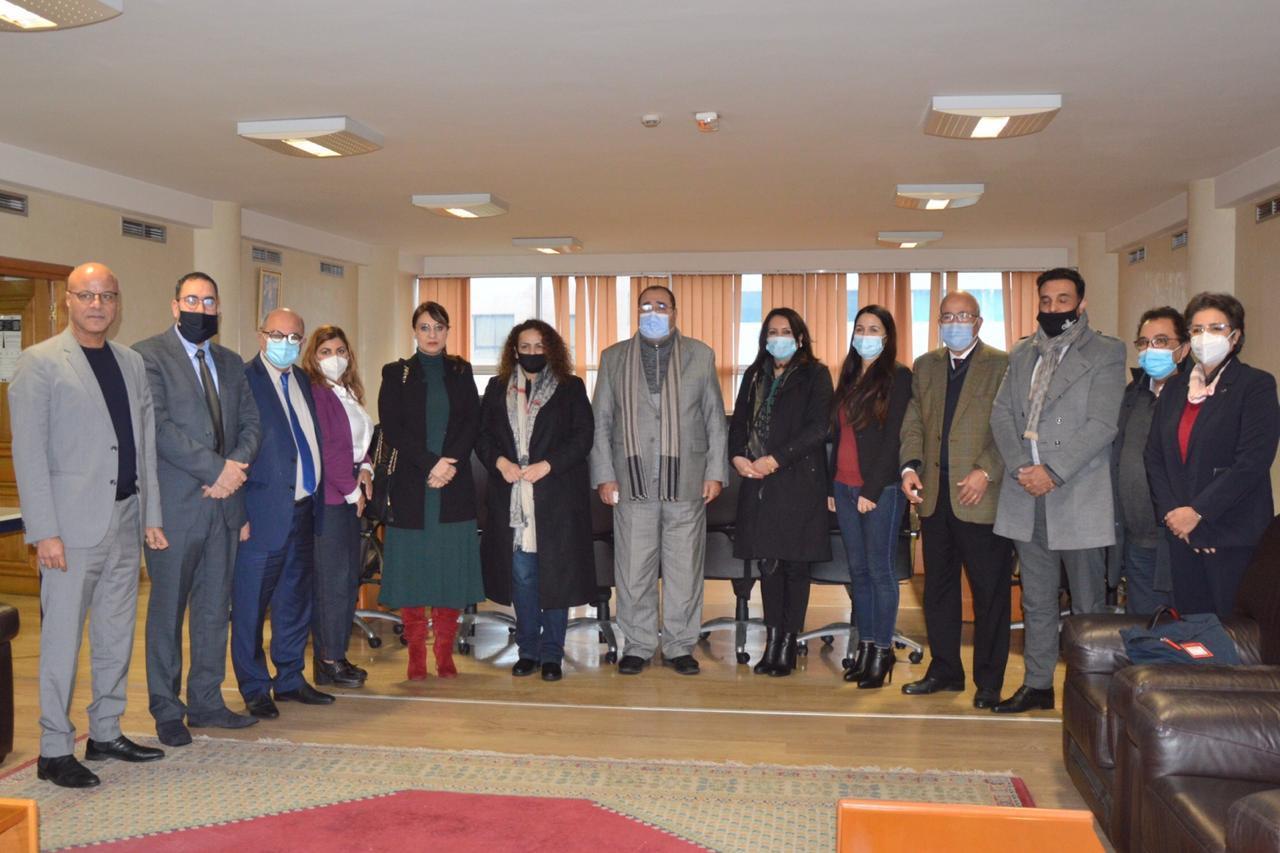 تنسيقية الأحزاب المغربية بالخارج