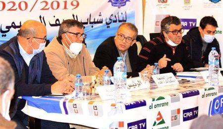 استقالة مصطفى ديرى رئيس شباب الريف الحسيمي