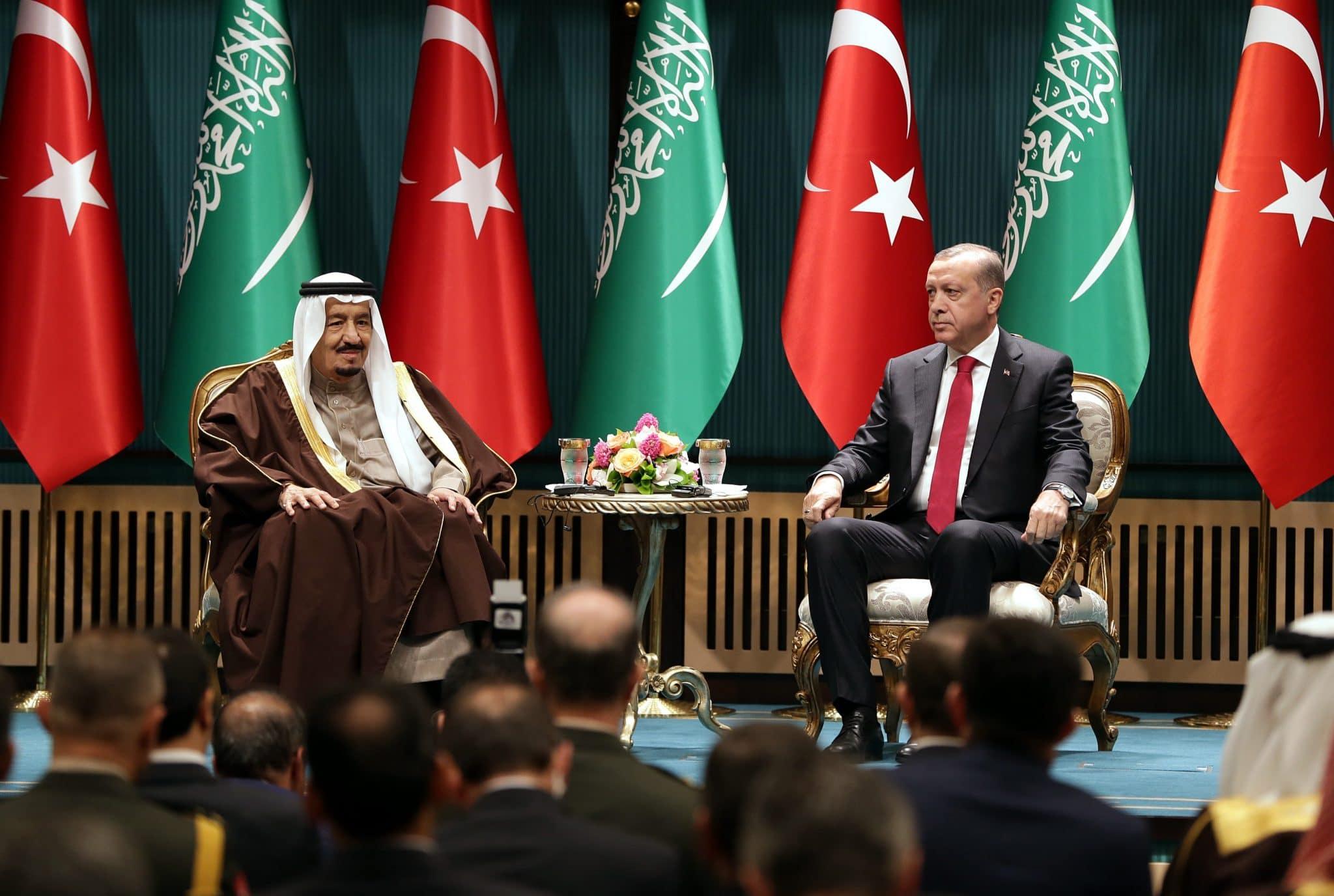 السعودية تركيا