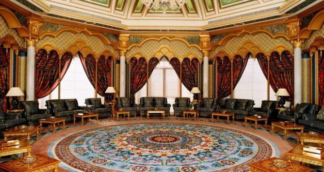 قصر خليجي بالمغرب