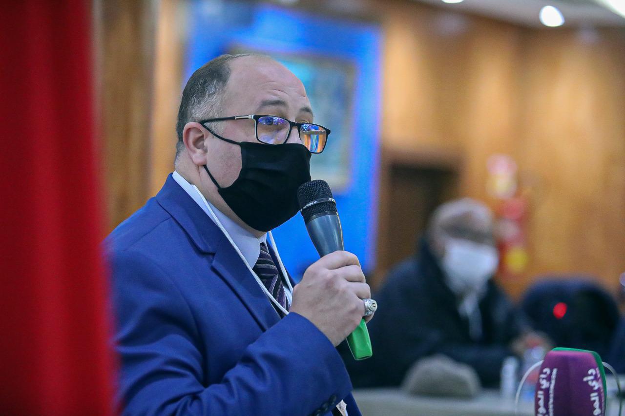 يوسف خوادر يستعد لوضع ترشيحه لمنصب المنسق الوطني للحزب المغربي الحر