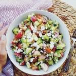 avocadoradishsalad