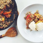 golden peach crisp (2)