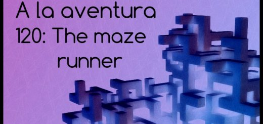 120: The maze runner