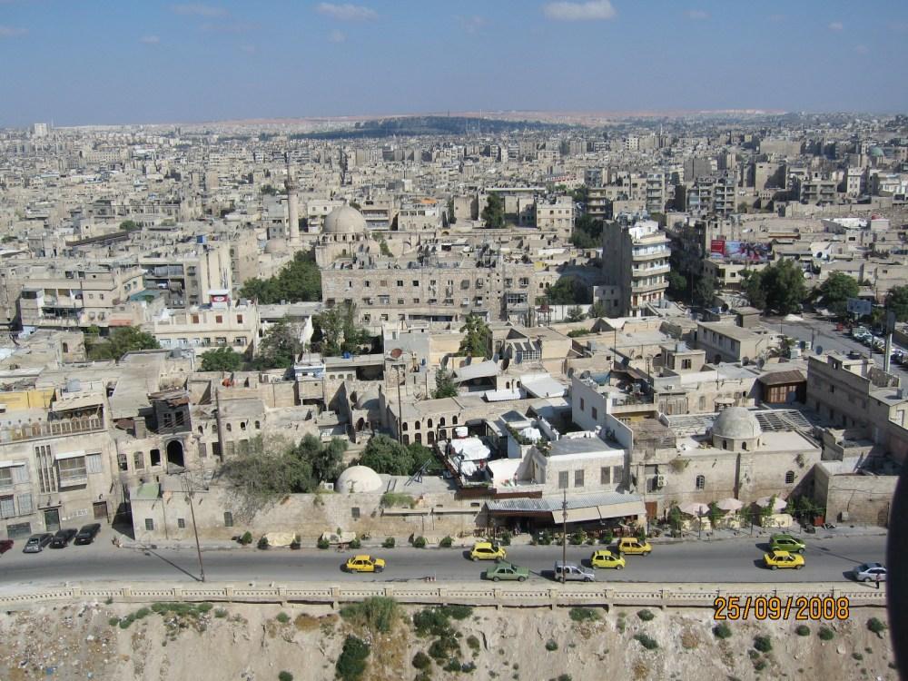 La Ciudadela, en Aleppo. (2/5)