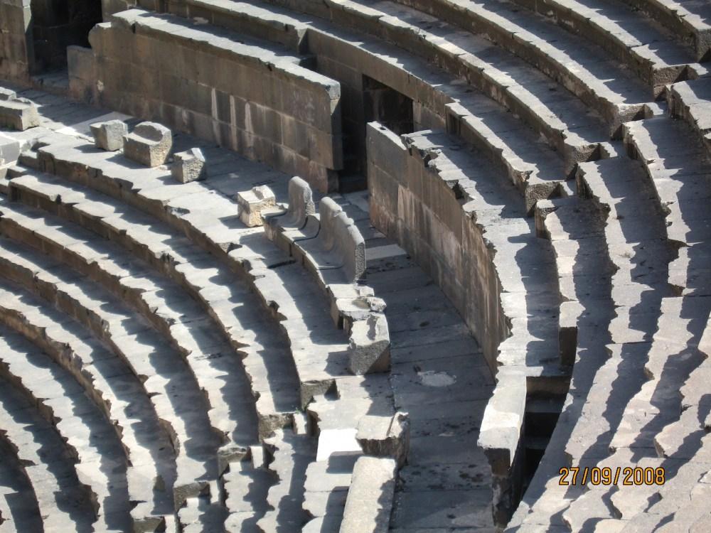 Bosra y su ciudad romana. (3/5)