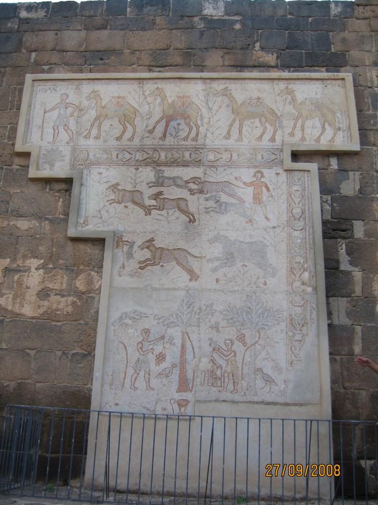 Bosra y su ciudad romana. (4/5)