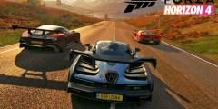 ألعاب سيارات سباق Froza Horizon 4