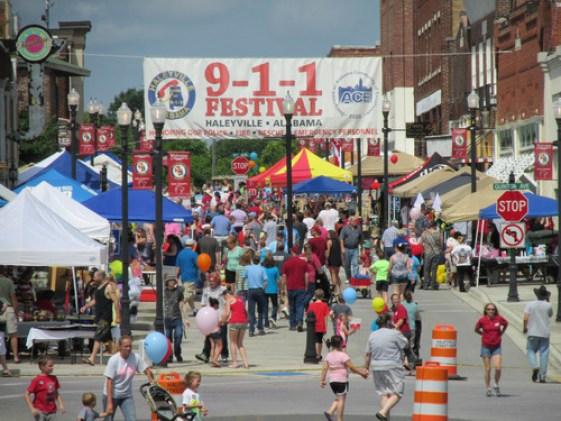 Image result for haleyville alabama 911 festival