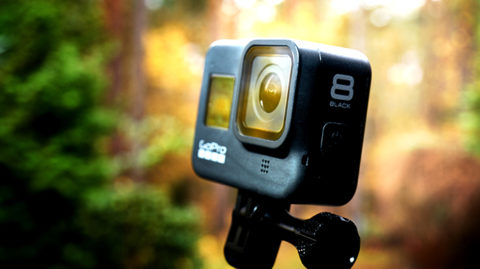 Using GoPro footage in motorcycle accidents image