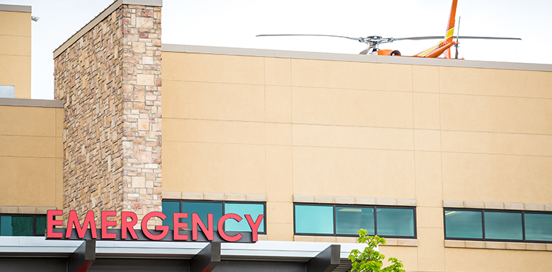 Why you should go to a trauma center after an accident image