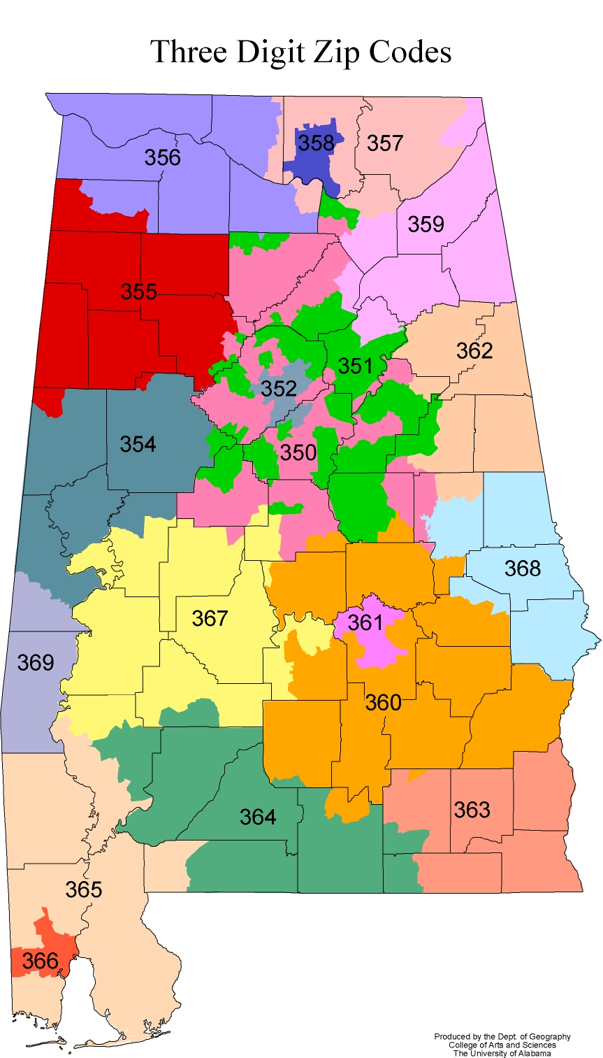 Birmingham Al Zip Code Map : birmingham, Alabama, Basemaps