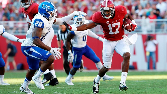 Football preview: Crimson Tide could have visions of Oxford 2014 as Ole Miss comes calling
