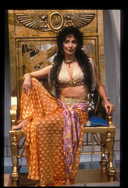 """Greta Lambert as Cleopatra in """"Antony and Cleopatra."""" (contributed)"""