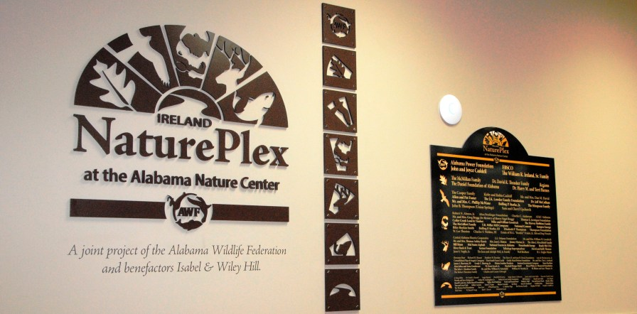 NaturePlex held its grand opening Oct. 9. (Billy Brown/Alabama NewsCenter)