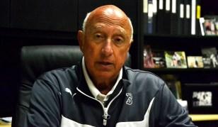 Preston Goldfarb is coaching his final season as Birmingham-Southern College men's soccer coach. (Solomon Crenshaw Jr./Alabama NewsCenter)