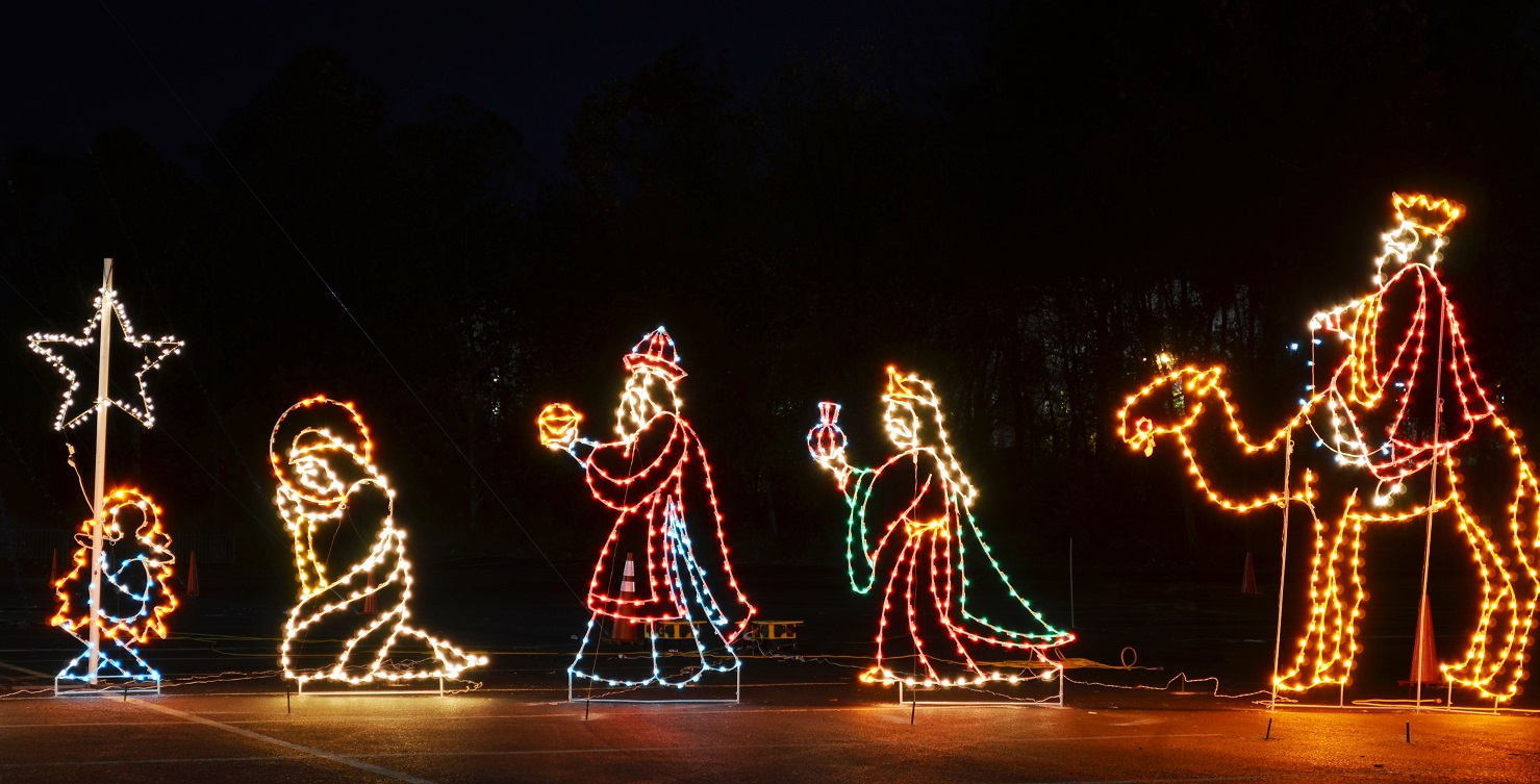 Enjoy tree lighting festivals, nativity trails and a play in this ...