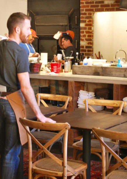 OvenBird is the new restaurant in Pepper Place from chef Chris Hastings. (contributed)