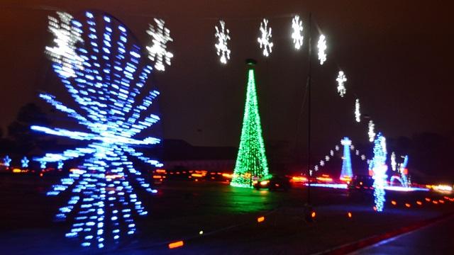 Christmas Lights Birmingham Al 2020 Still time to enjoy some Birmingham drive through Christmas lights