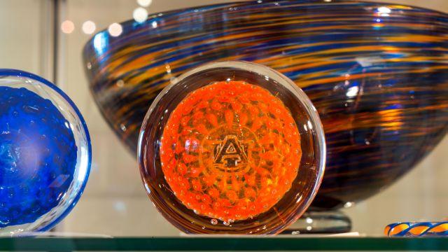 Shaping molten glass into functional art makes Orbix an Alabama Maker