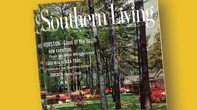 Southern Living at 50: Editors reflect and look toward the future