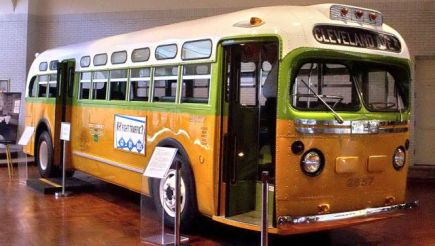 Freedom Rides Museum in Montgomery (contributed)
