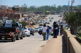 The tornadoes of April 27, 2011 killed 247 people and devastated Alabama towns and communities.