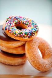 The purchase of Krispy Kreme will add doughnuts to the Reimann family's major coffee holdings. (Krispy Kreme)