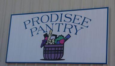 Prodisee Pantry was born in 2003. (Karim Shamsi-Basha/Alabama NewsCenter)